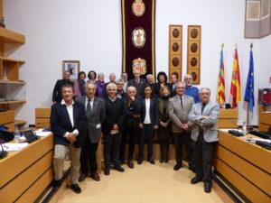 L'última vegada que el Consell Valencià de Cultura es va reunir en sessió plenària a Algemesí va ser en el 2005.